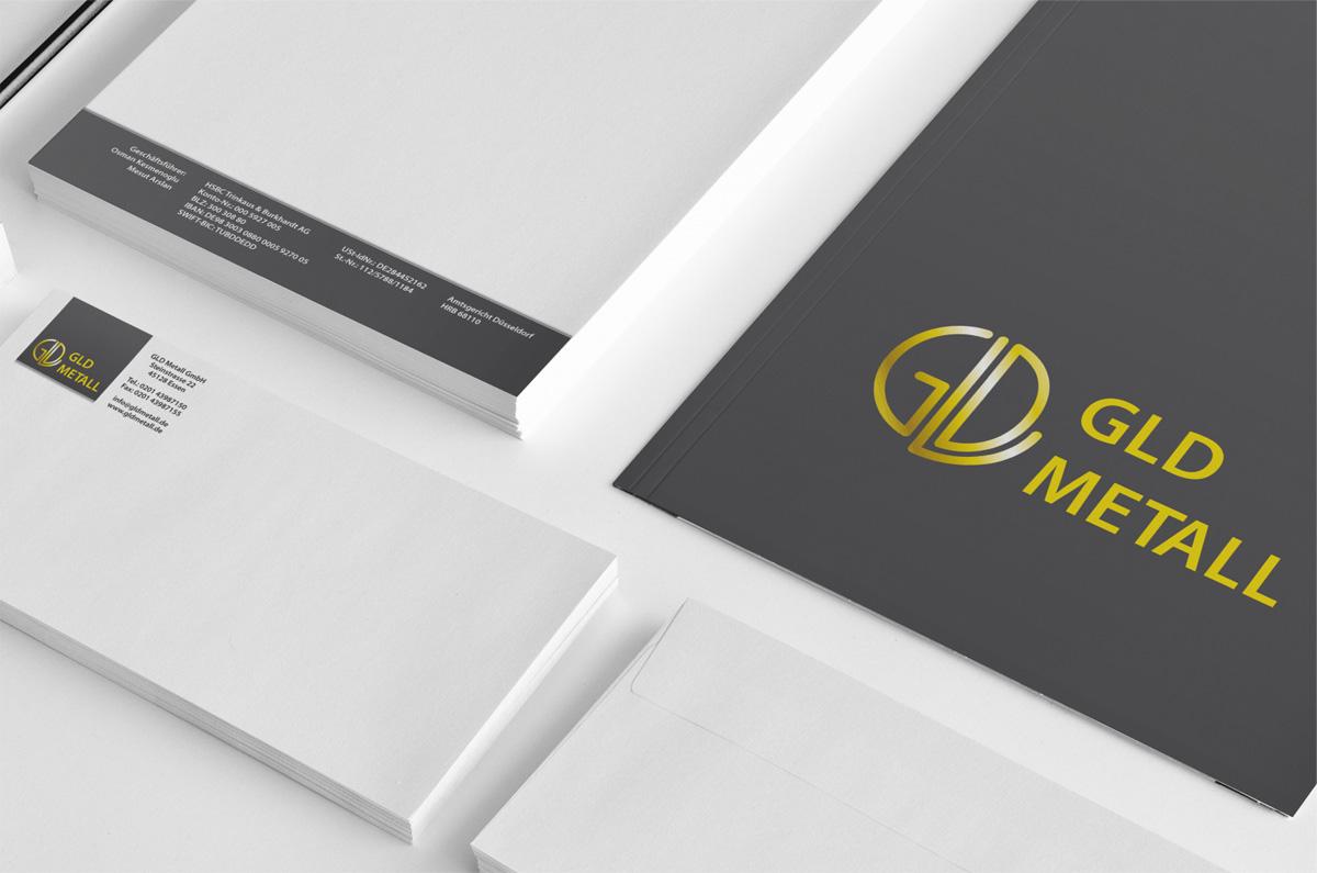 Corporate Design Mockup