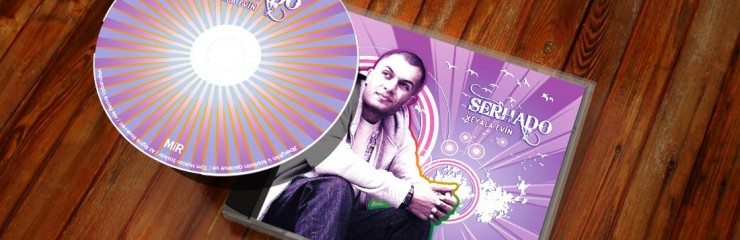Serhado CD Cover