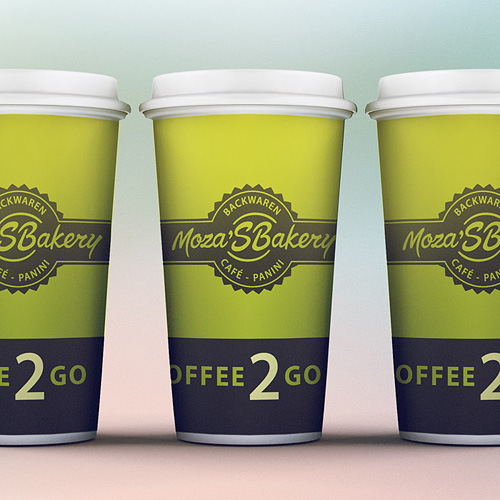 Kaffeebächer design