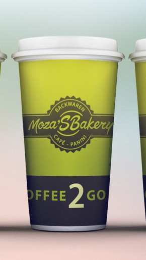 Kaffee to go becher