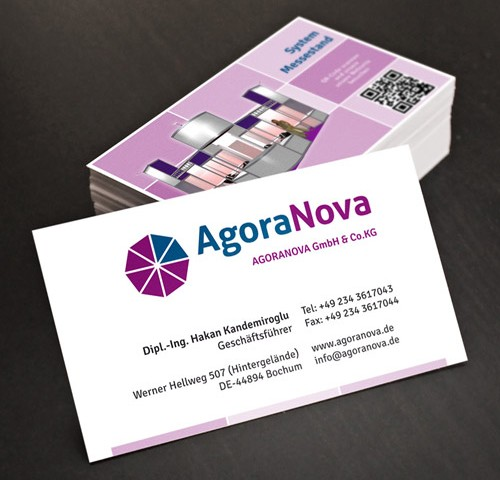 Agoranova - Corporate Design