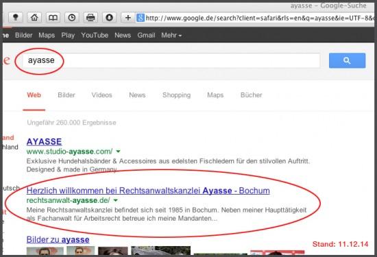 Google Bochum