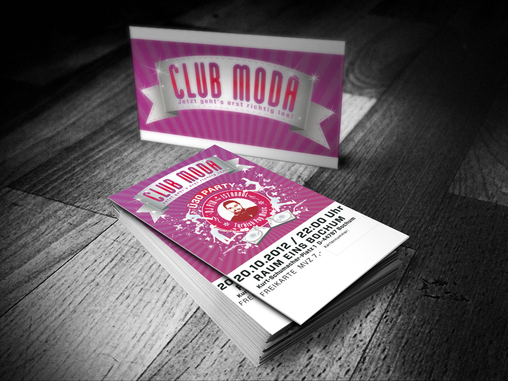 party tickets Bochum